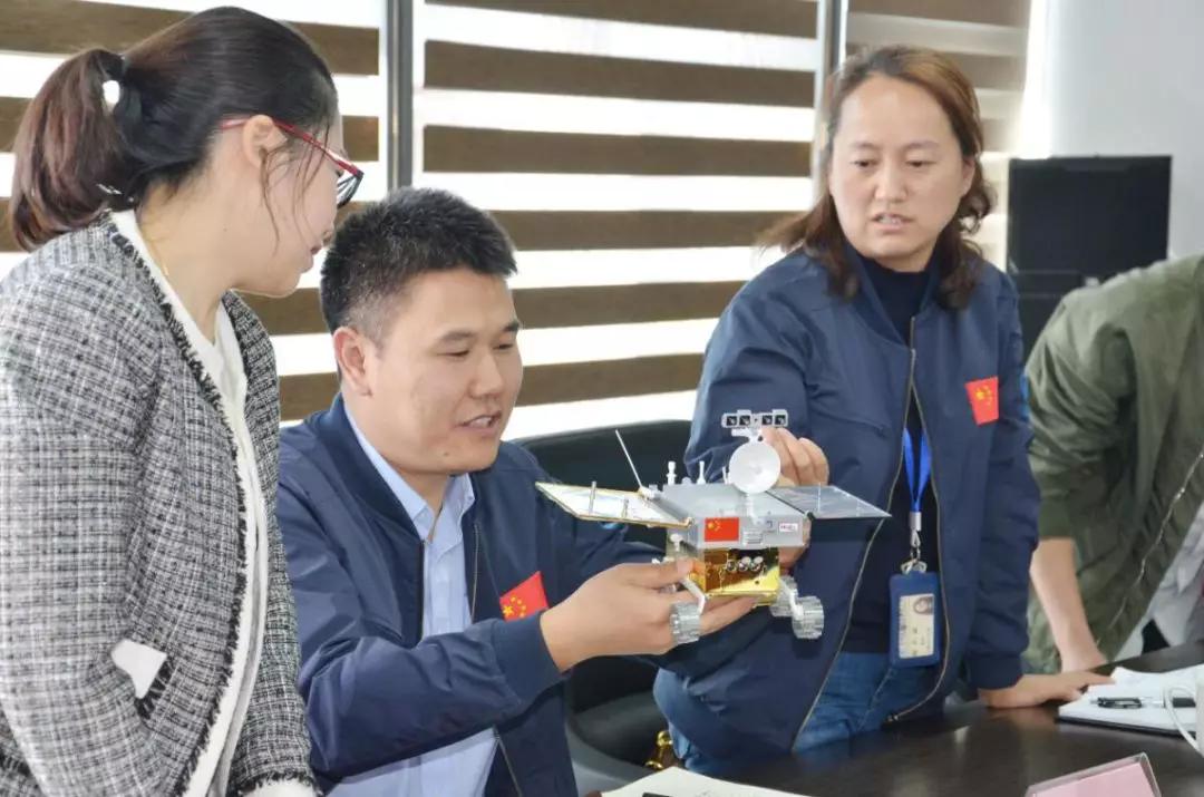 上海市空间机器人工程中心领导一行到访协会