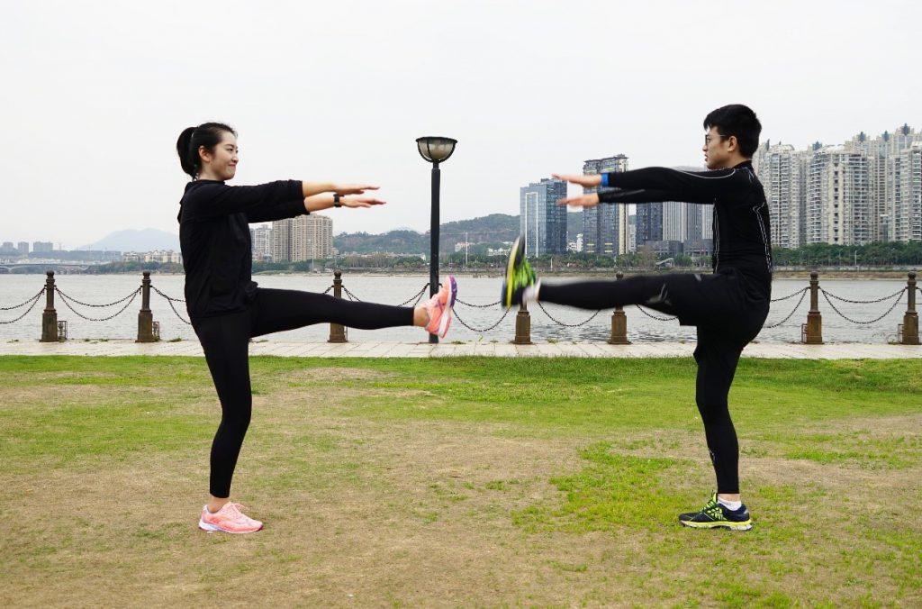 你的私人跑步教练——宜准AI体能训练解决方案